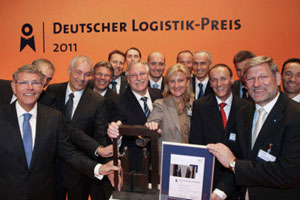 Logistics Prize of the German Logistics Association (BVL)