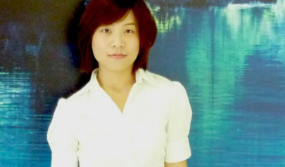 Fanny Li, Key Account Manager, China: