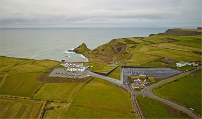 Giant's Causeway Visitor Centre (photo)